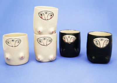 Boginki II, naczynia ceramiczne, 2020