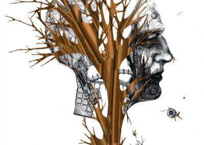 Drzewa Umierają Stojąc