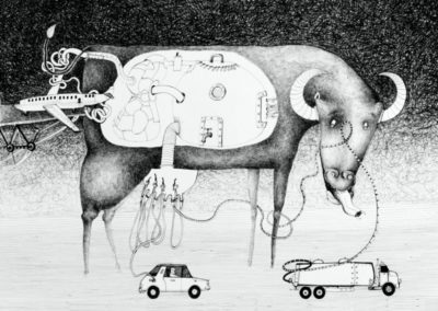 Krowa Karmicielka